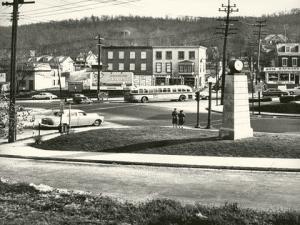 23rd & Perkiomen circa 1952